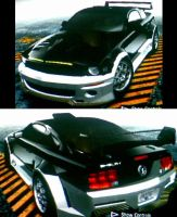 NFS:PS Shelby GT500 - K.A.R.R. by Maneir