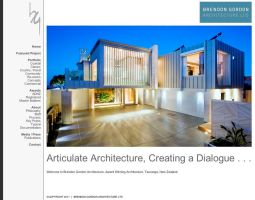 BG Arch - website visual by motionmedia