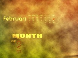 And a calendar was born - Feb by Flaeger
