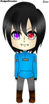 Collab: Red Chibi by StationaryKillers