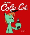 Drink Colta Cola by Cartoon-Eric