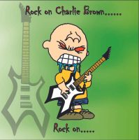 Charlie Brown the GoD by JiantKow