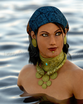 Sea Goddess by Louvette