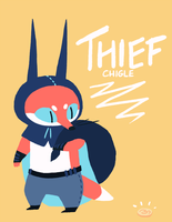 Thief cover by Chigle