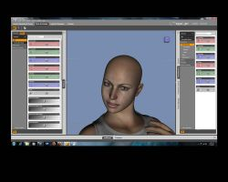 Facial Poses in DAZ 4.0 Tut by kitiekat4U