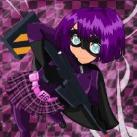 Hit Girl by angelpink7