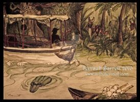 Jungle Cruise by Terrauh
