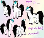 AOPONIPU by youkai-hime