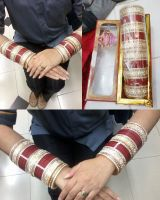 India Bridal Chura or Chooda part two by seawaterwitch