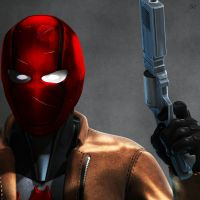 Red Hood Mask 2.0 by 6and6