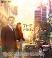 The Mentalist by dsa7medzizo