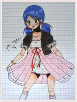 Marinette 3 by YinHaru95
