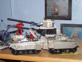 UNSC Scorpion OFFICIAL 2 by coonk9