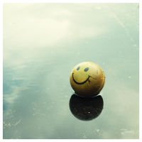 A Ball of Smile II by fallenZeraphine