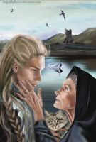 I will tell him - Andreth and Finrod by Ladyoftheflower