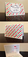 Holiday Card Project 2014 by Lieslotte