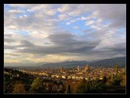 Firenze by karinbreem