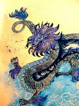 Wind Dragon by chaosqueen122