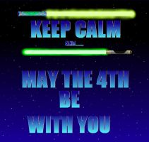 May The 4th Be with You...... by LadyIlona1984