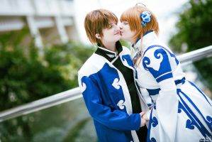 Love is our destiny, this is our journey by MissCarlette