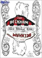 Beckham..The Only One by Mr-MooDy-03