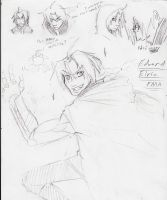 Edward Elric by PieMakesMeHappy123