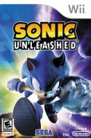 Sonic Unleashed BoxArt by sonicxrules219