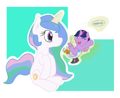 A Little Twilight by Hourglass-Sands