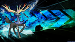 SEARCH Xerneas Desktop Wallpaper