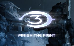 Finish The Fight Wallpaper by CporsDesigns