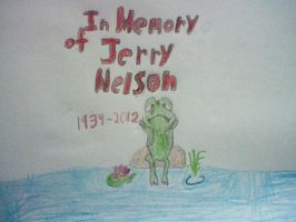 In Memory of Jerry Nelson (1934-2012) by nintendolover2010
