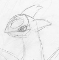 Latias Sketch by Bwabbit