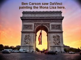 The Arc de Carson by Windthin
