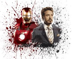 Tony Stark G.B.P.P. by DesignsByTopher