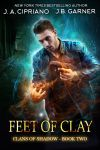 Feet of Clay (Book Cover) by FrostAlexis