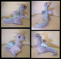 Puff the Suckey Dragon by SarityCreations