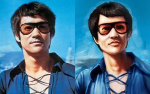 Bruce Lee... by CaseyD2K