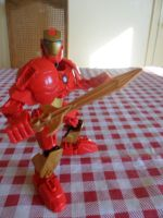The Iron Knight - Sir Anthony Stark by 11garfield