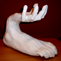 hand and foot by Vinyariel