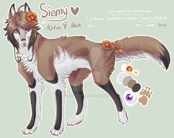 BBAD : Siemy's ref sheet by SusuSmiles