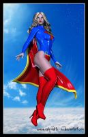 Supergirl by Aphrodite-NS