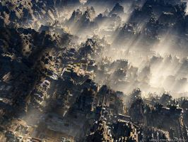 megacity - still asleep by joshushund