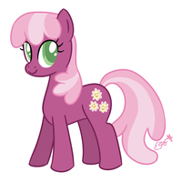 Cheerilee is Happy to See You by OEmilyThePenguinO