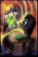 Dr. Whooves 2 by Francisco-K