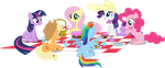 A Lovely Day For A Picnic by JordiLa-Forge