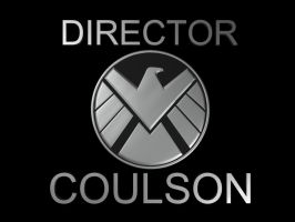 Director Coulson print by ShapeDestro