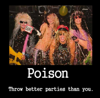 Poison's Parties by HuskyRockstar