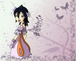 ::Rukia fairy:: by Bleach-Lovers