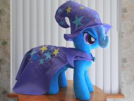 The Great and Powerful Trixie by EquestriaPlush