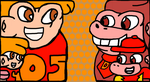 The Armstrongs Meets The Kongs by EpCoreTheAlmighty